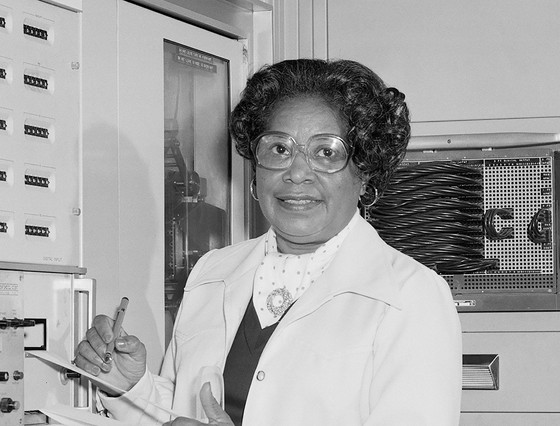 NASA Names Headquarters After African American Engineer Mary W. Jackson