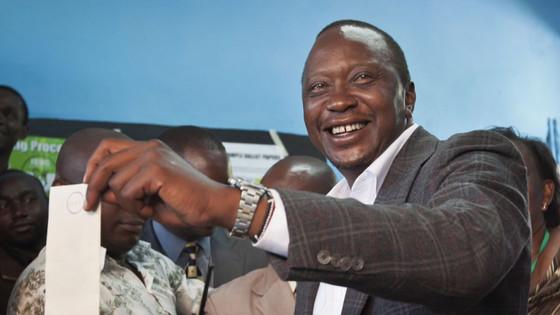 Kenyatta Wins Kenya's Disputed General Elections 2017 Amidst Violent Protests