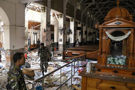 Sri Lanka Church Massacre Retaliation For New Zealand Mosque Massacre