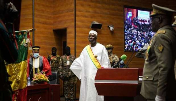 Bah Ndaw Inaugurated As Mali's New President