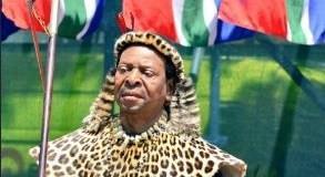 King Goodwill Zwelithini Of The Zulu Kingdom Dies