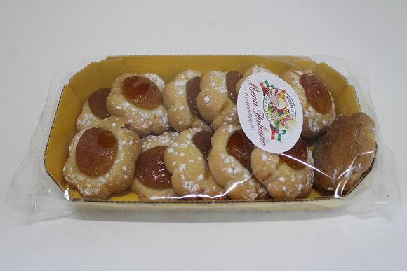 Margherite met abrikozen 200g