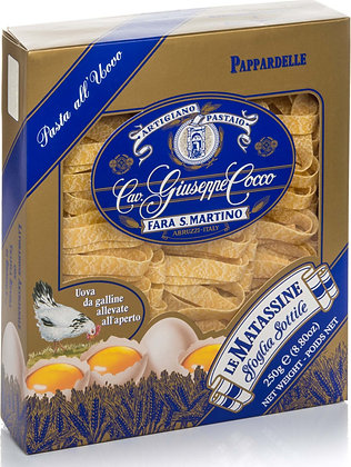 Guiseppe Cocco Pappardelle n°17