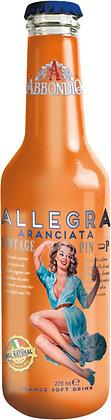 Abbondio Aranciata Allegra 0.28L