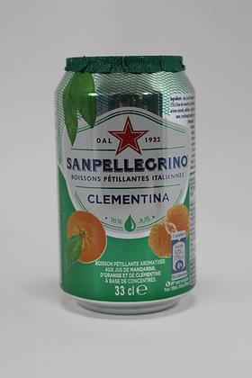 San Pellegrino Clementina 33cl