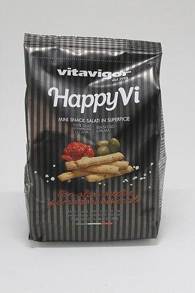 Vitavigor Happy Vi con olive verdi e pomodori essiccati 150g