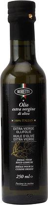 Boretti extra vergine di oliva 250ml