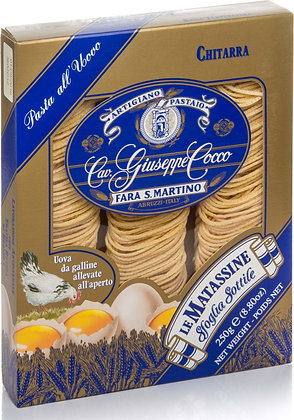 Guiseppe Cocco spaghetti chitarra n°12