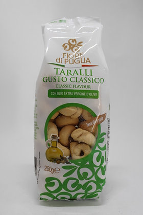 Taralli gusto classico 250g