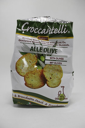 Croccantelli alle olive 150g