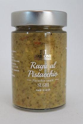 Ragu al pistacchio 190g