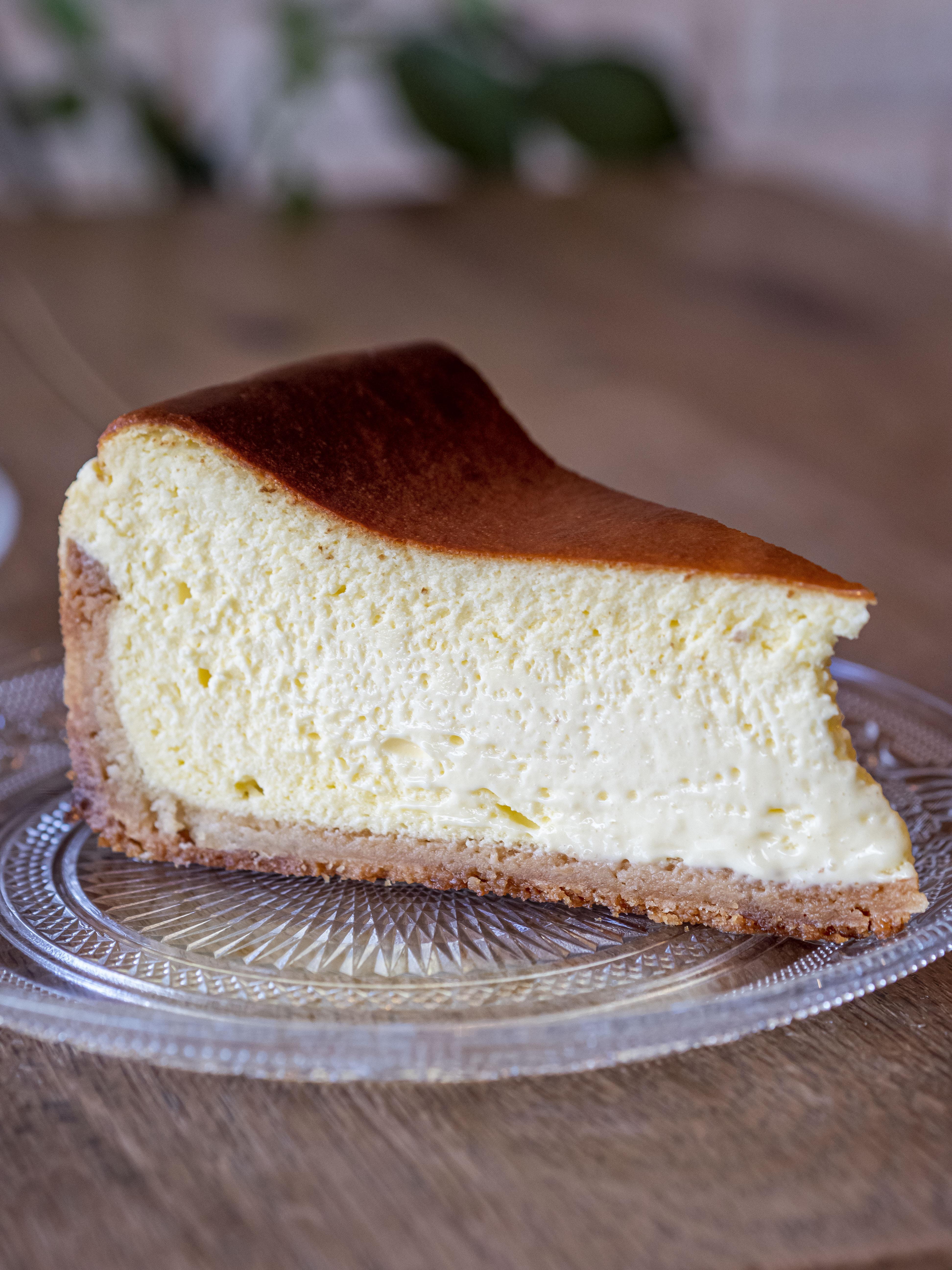 Tarta de queso homenaje a ¨La Viña¨ de San Sebastian
