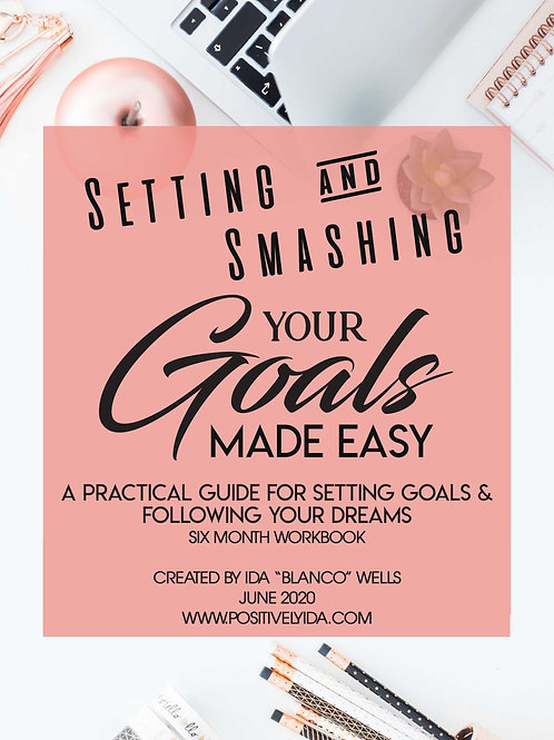 6-Month Goal Setting Workbook