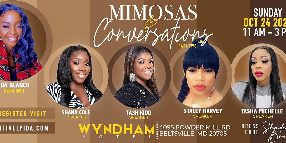 Mimosas & Conversations II