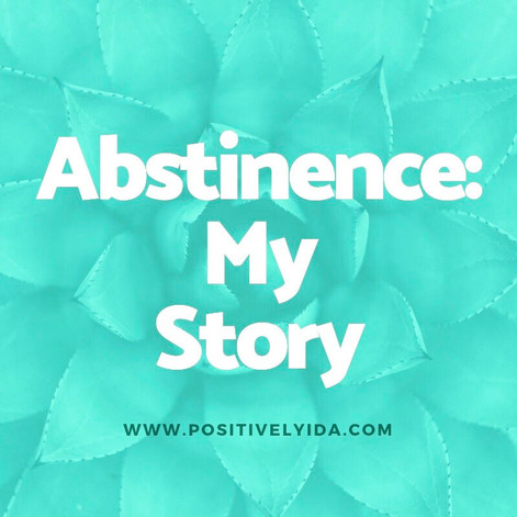 Abstinence... A Year Without Sex?!!