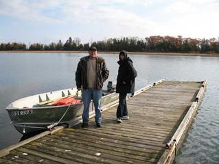 Activation Skinny Island ON-278, Lake Huron