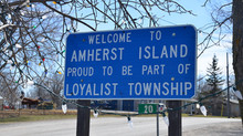 Ontario QSO Party 2015 - Rover`s operation from Amherst Island, Eastern Ontario