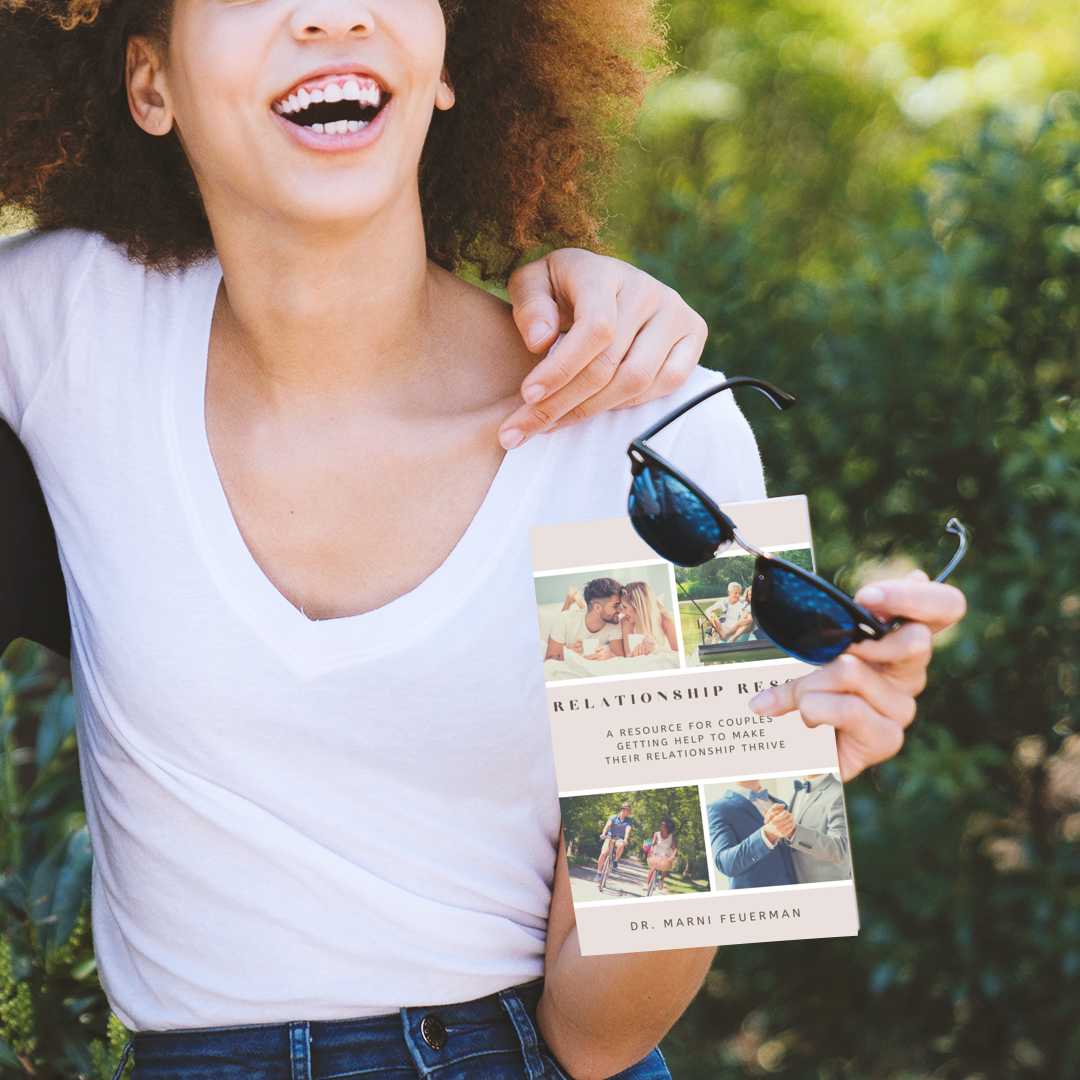 RELATIONSHIP RESCUE: A GUIDE FOR COUPLES GETTING HELP TO MAKE THEIR RELATIONSHIP THRIVE