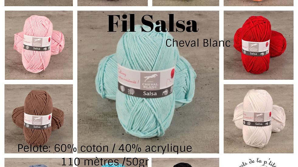 Pelote Salsa (coton/acrylique)