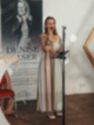 Hochzeits- und Eventsängerin Würzburg und Bamberg Denise Naser