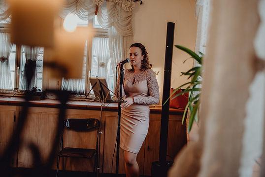 Hochzeitssängerin Trauung Auftritt Denise Naser