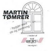 Martin Tømrer - Tømrerarbejde