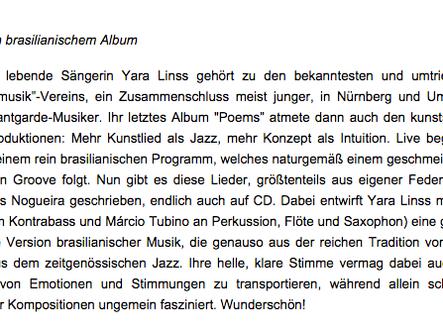 CD der Woche @ BONGARTZ