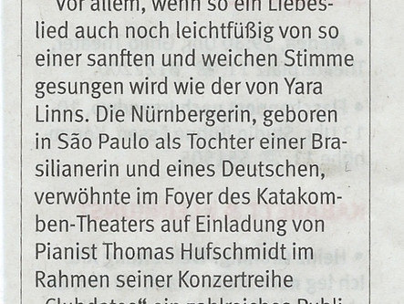 Clubdates Katakomben Theater Essen