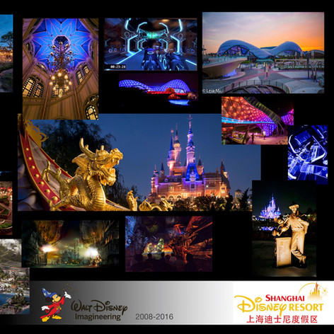 Themed Entertainment Experience Design
