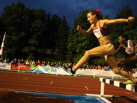 Le Conseil d'État rejette le recours de l'athlète Ophélie Claude-Boxberger contre sa suspension.