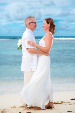 Scrub island wedding