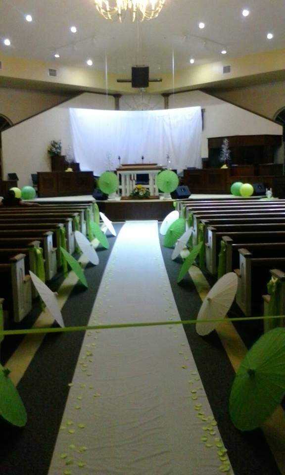 wedding reception at new life baptist church.jpg