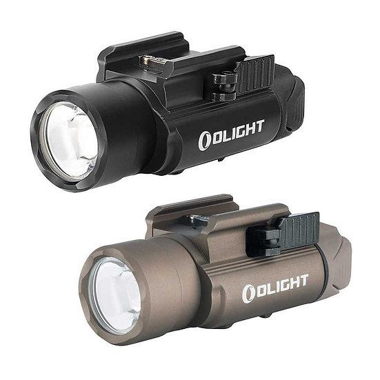 Olight PL-Pro Valkyrie 1500 lumen rechargeable rail mount light