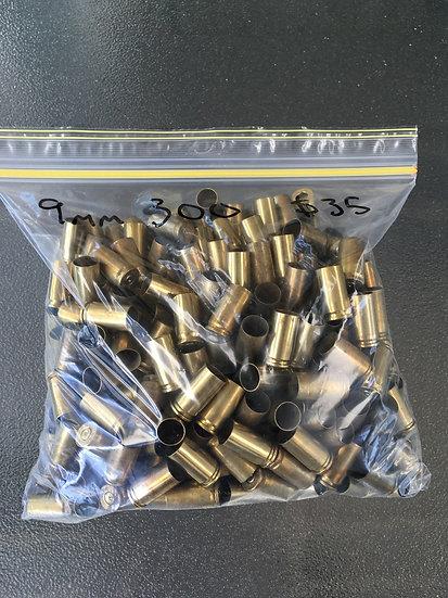 Brass 9mm
