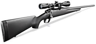 Remington 783 with scope package deal