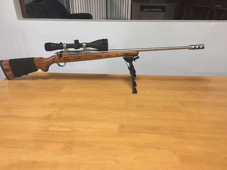 270 Ruger M77 MK2