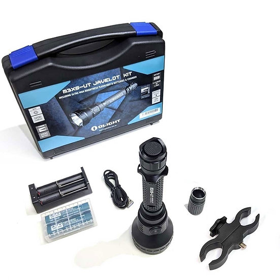 Olight M3XS-UT Javelot Basic Hunting Kit