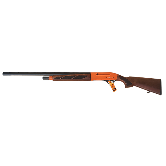 BERIKA STRAIGHT PULL 12G SHOTGUN - ORANGE
