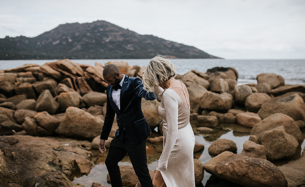 Nina Hamilton-Tasmanian Elopement Photog