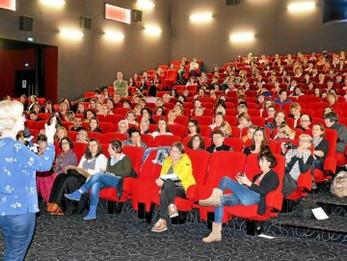 Le Télégramme - Enfance : 300 professionnels formés à l'éducation bienveillante