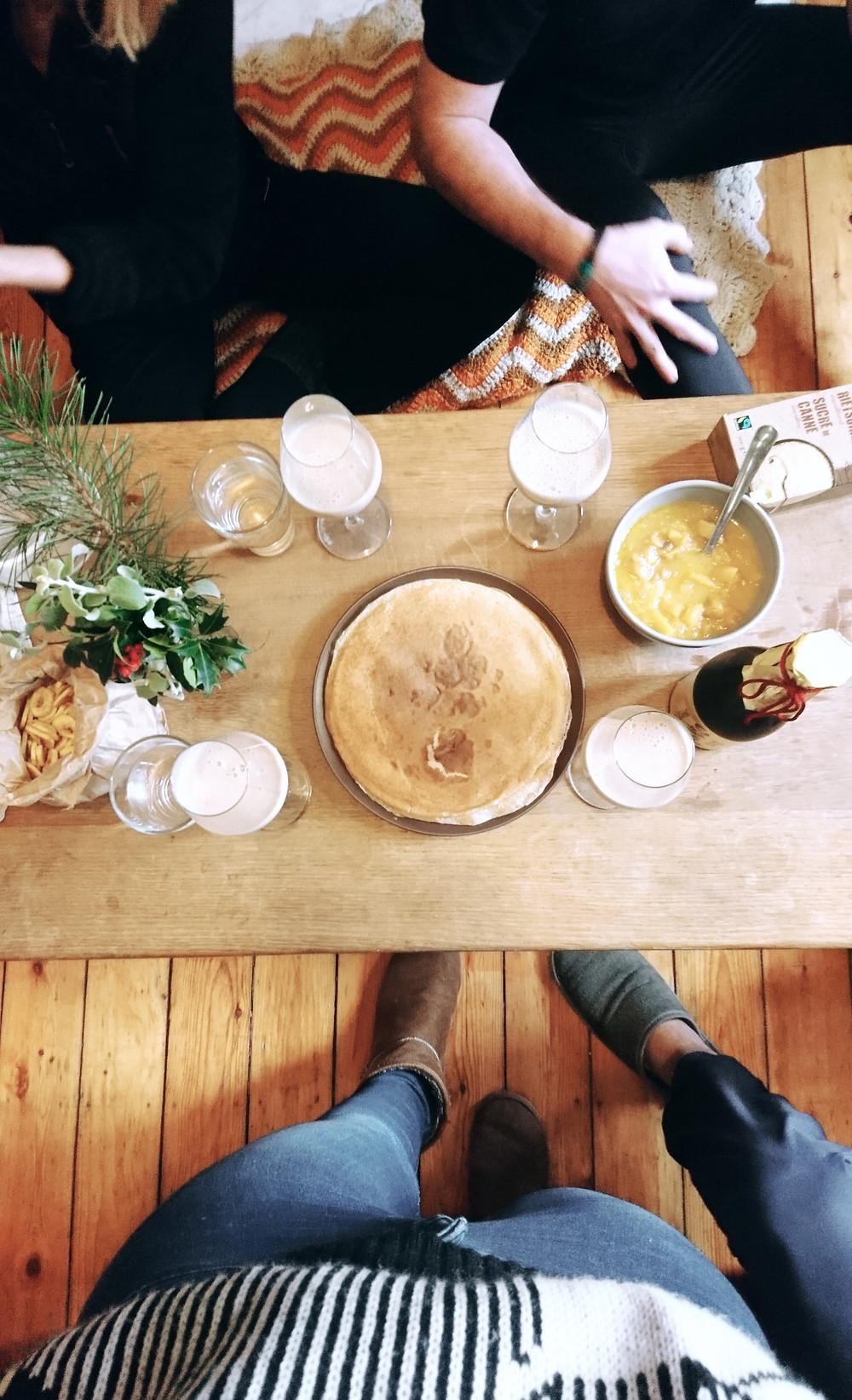 new year resolutions, breakfast time, Miuxua