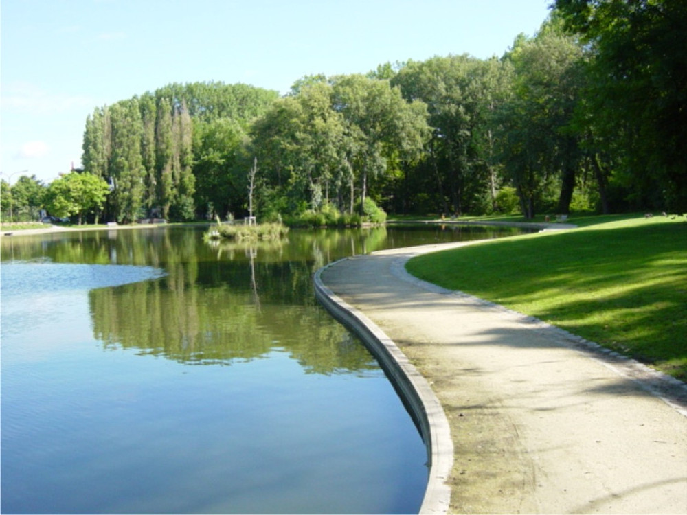 Park Bois de la Cambre, Mixua