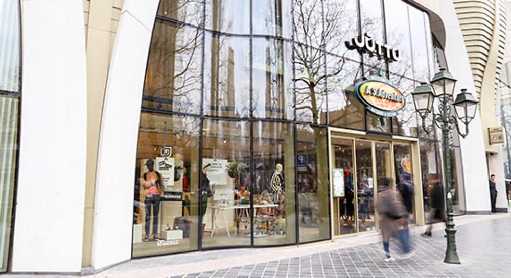 Juttu Brussels store