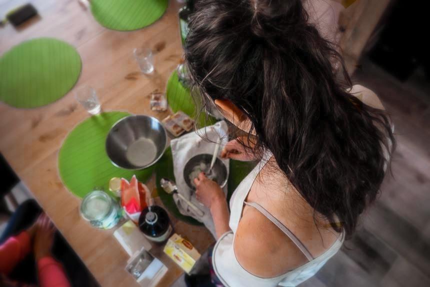 Wanderfulwild, natuurlijke cosmetica workshops, DIY, Miuxua
