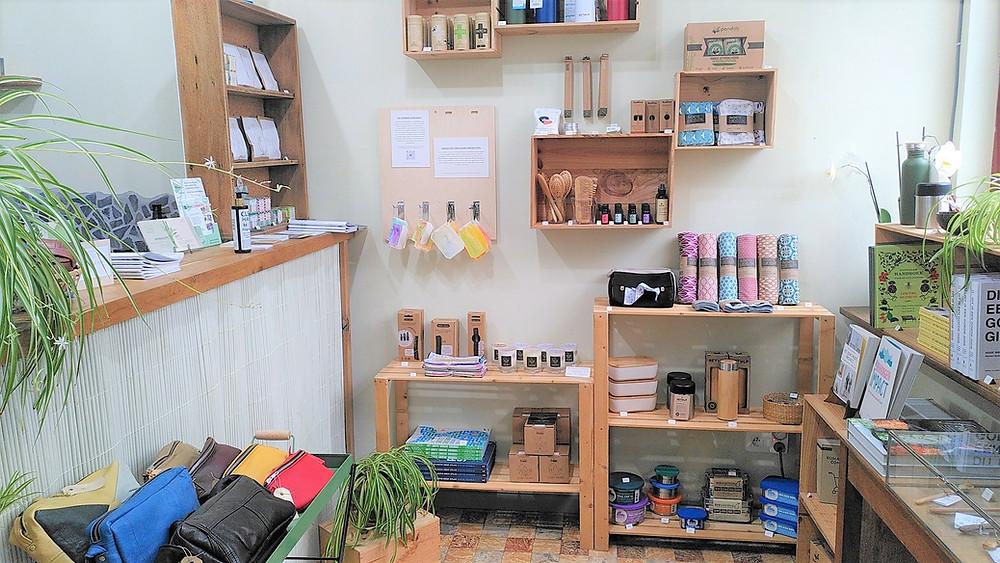 ecologische producten in Antwerpen en duurzame workshops