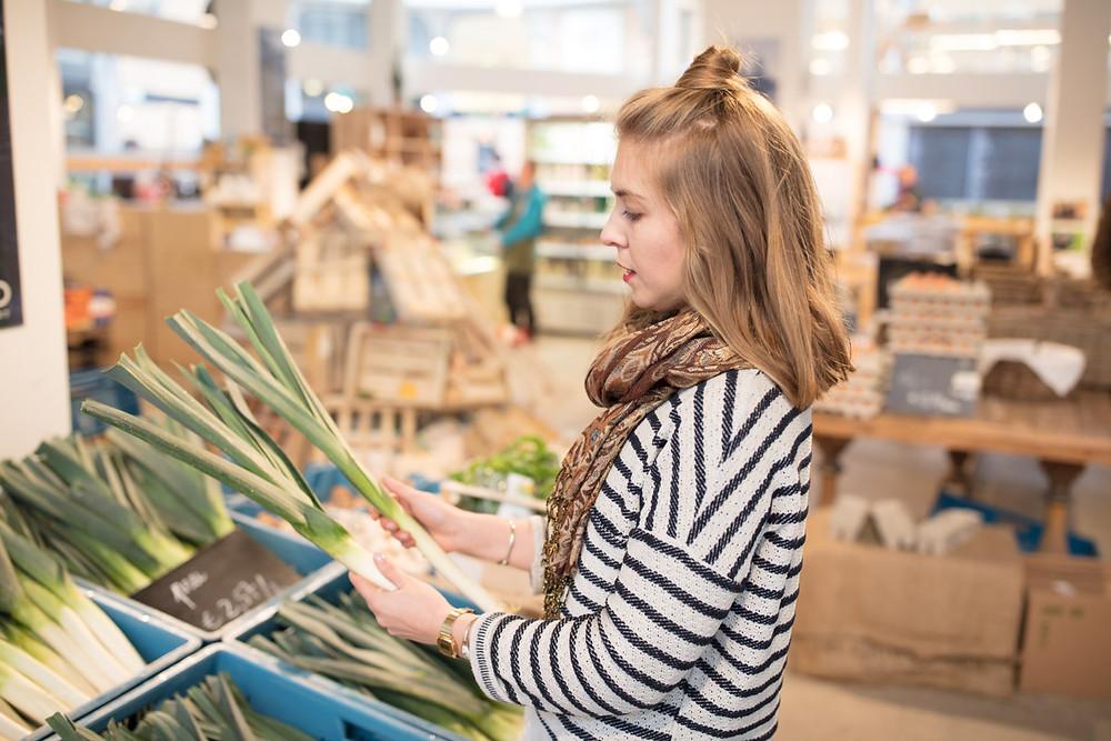8 tips om eco-vriendelijker te shoppen in een gewone supermarkt, Mixua
