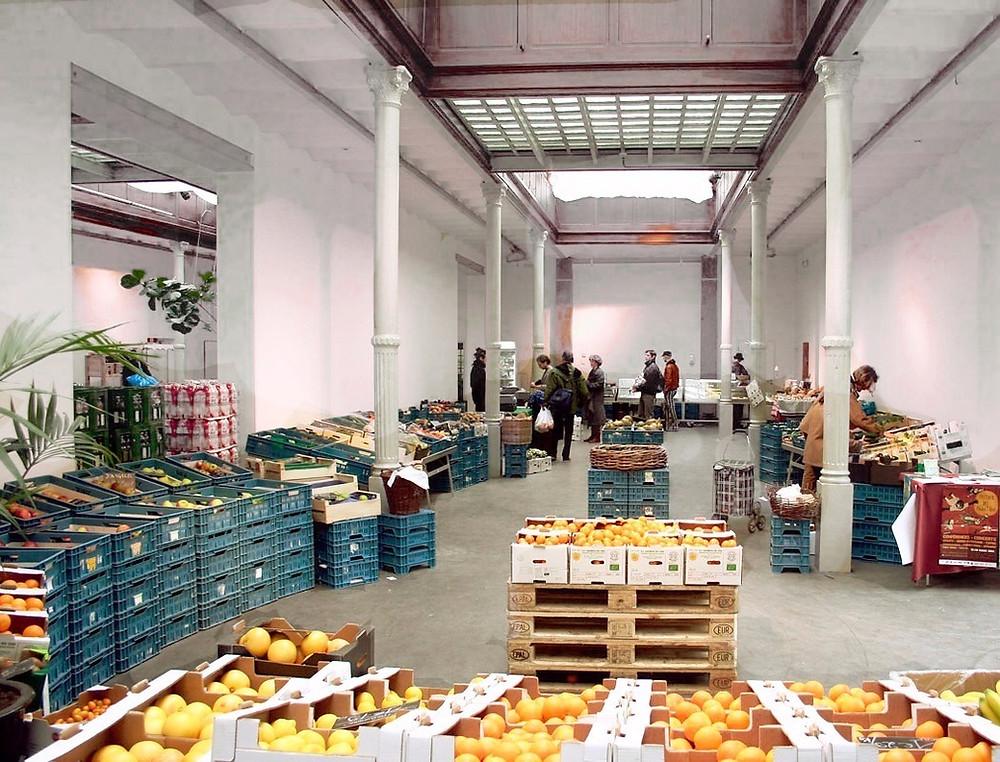 Bio Marché Tanneurs, organic, bulk, zero waste, Miuxua