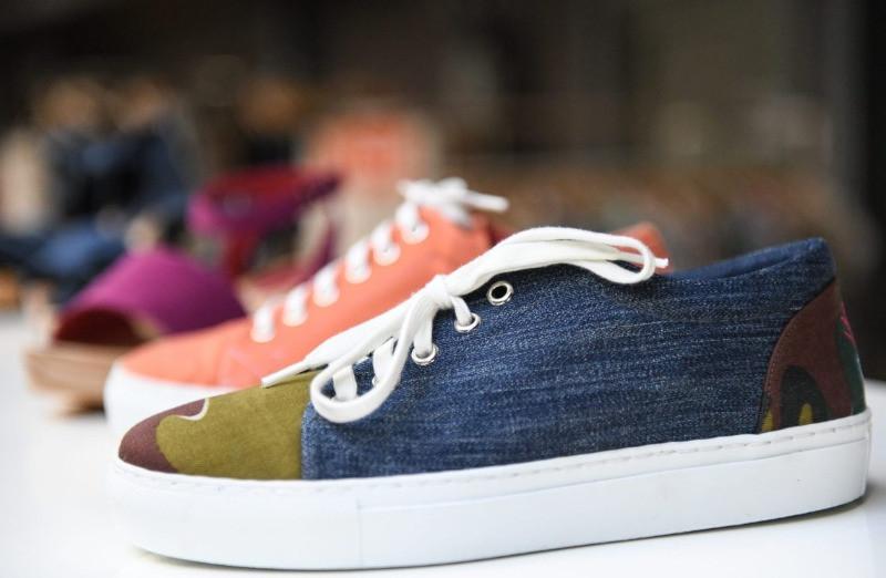 Belgische, duurzame kledingmerken Tropas schoenen en sneakers