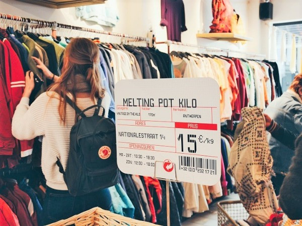 duurzame kleding is niet duur tweedehands en vintage