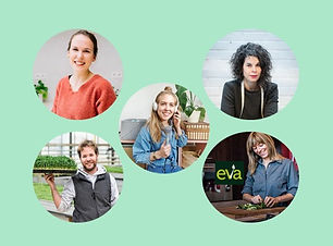 online eco workshop: ecological food, ecologische keuken, ecological clothes, sustainable wardrobe
